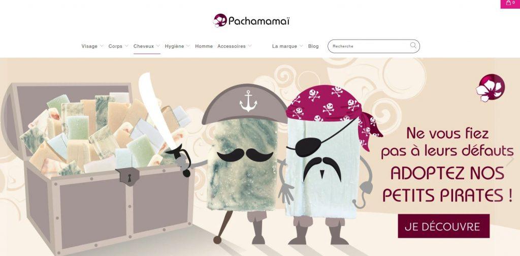 pachamamai cosmétiques