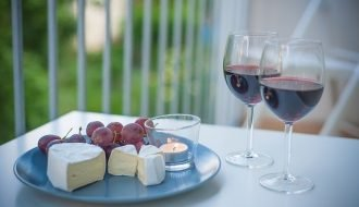 berry fromage et vin