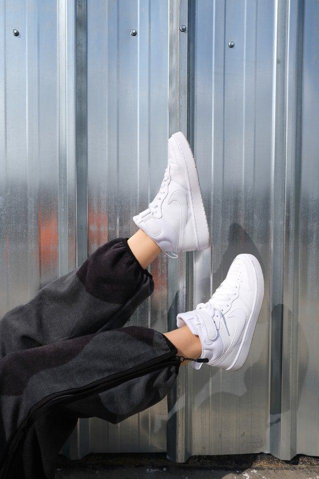 chaussure de sport basket femme