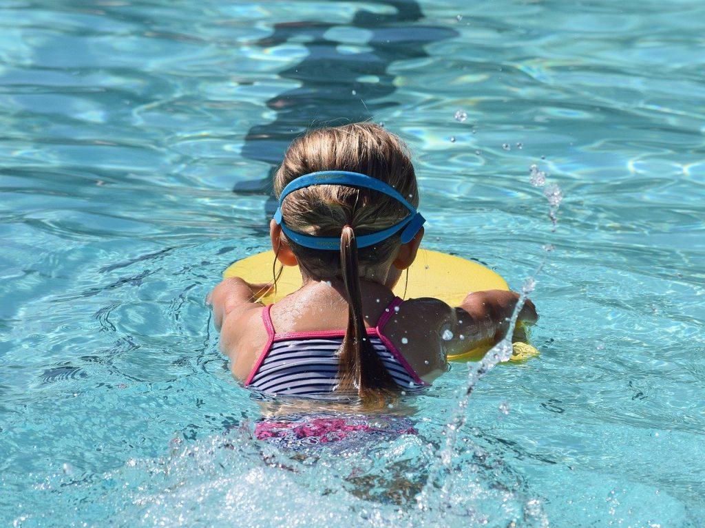 protection piscine enfant liner