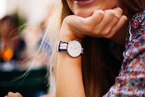 La montre comme accessoire de mode