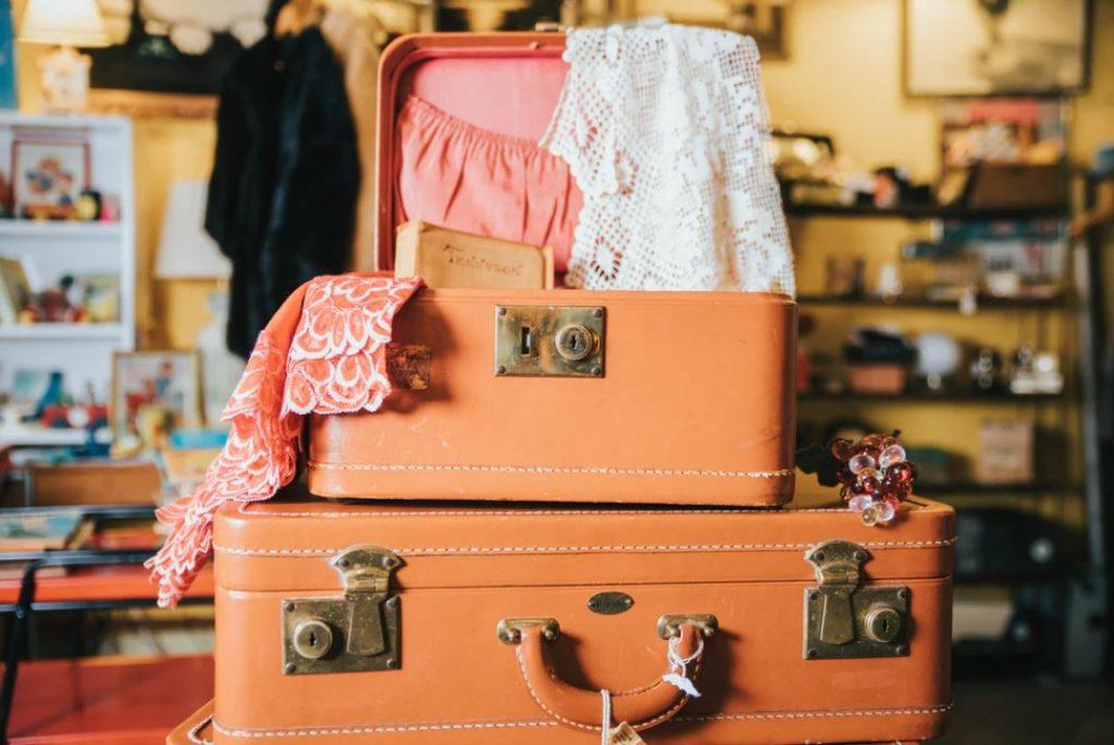 préparer valise de vacances