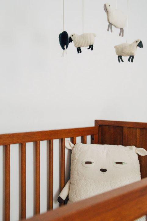 La déco d'une chambre d'enfant