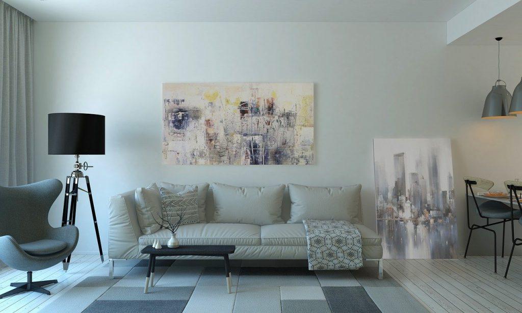 canapé meuble luxe