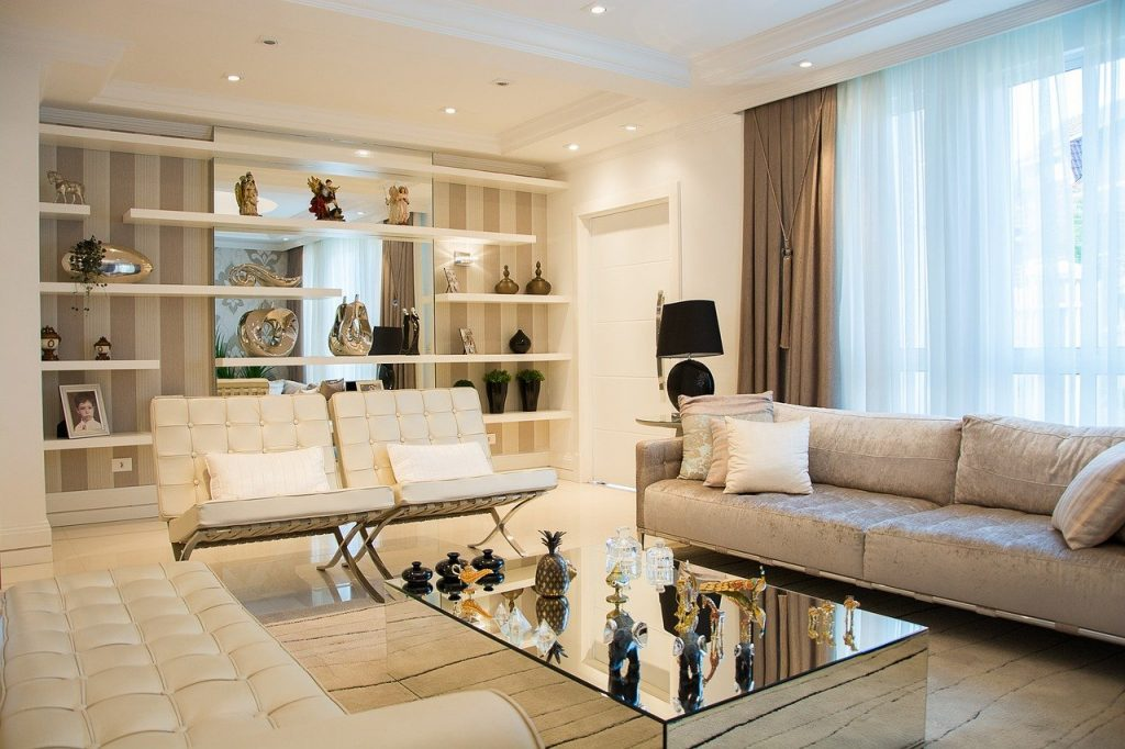 meuble luxe