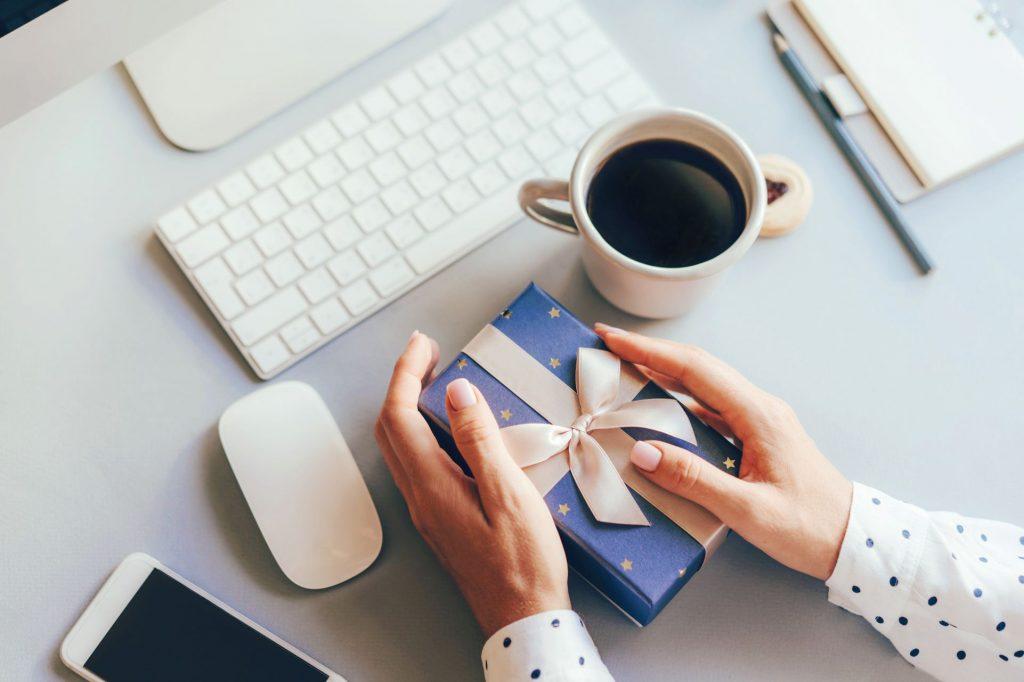 5 cadeaux d'entreprise originaux que vos employés vont adorer