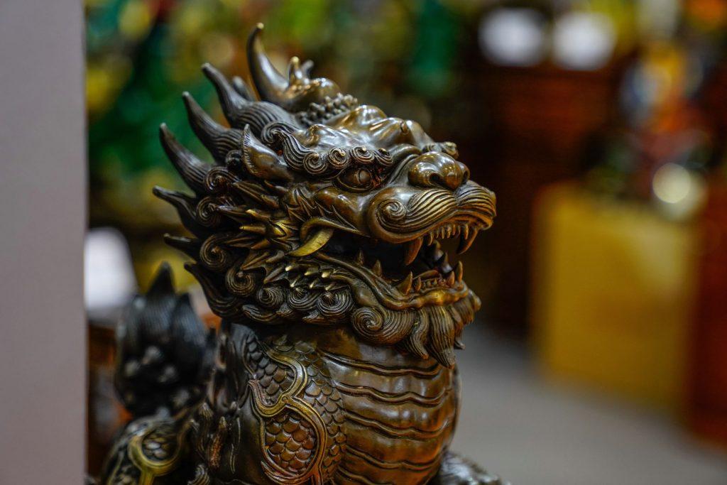 Tout ce qu'il faut savoir sur Chi Lin (Qi Lin) dans le Feng Shui