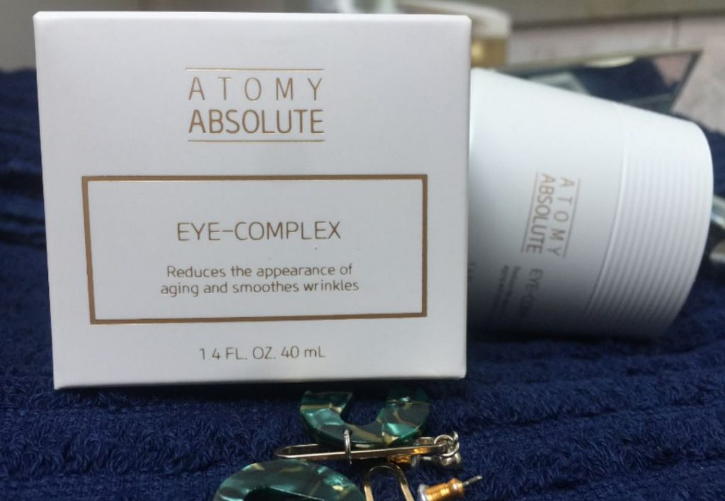 Atomy eye-complex