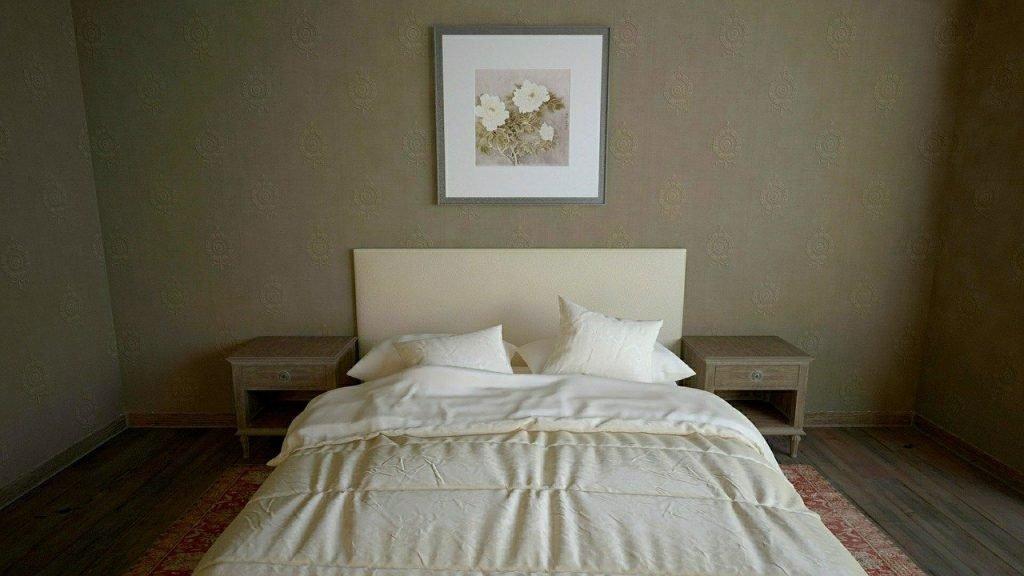 drap blanc linge de lit