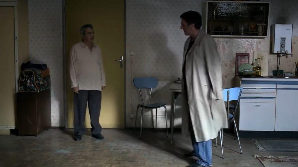 J'ai vu le film «Caché» de Michael Haneke