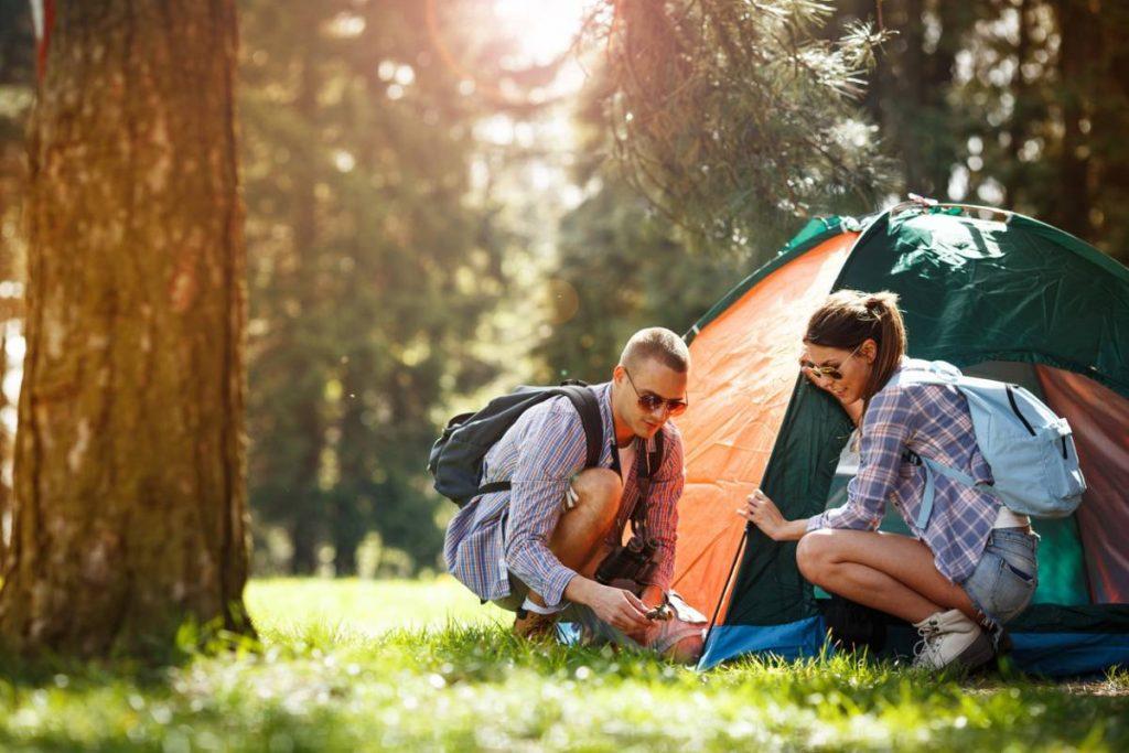 Les étapes pour un séjour au camping réussi