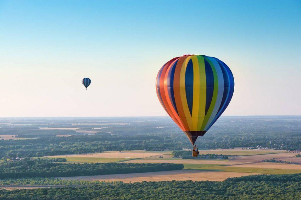 5 conseils pour organiser une sortie romantique en montgolfière