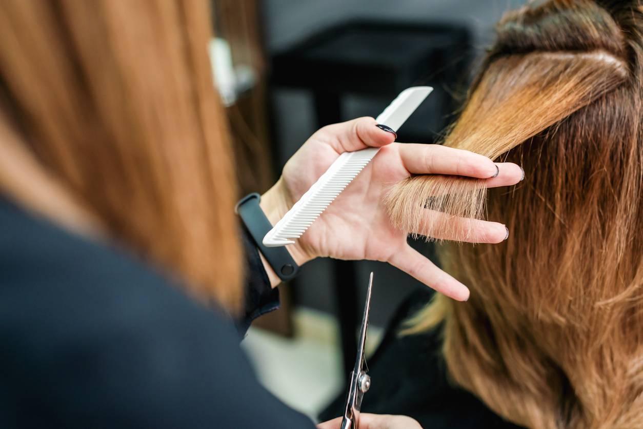 soin coiffure domicile