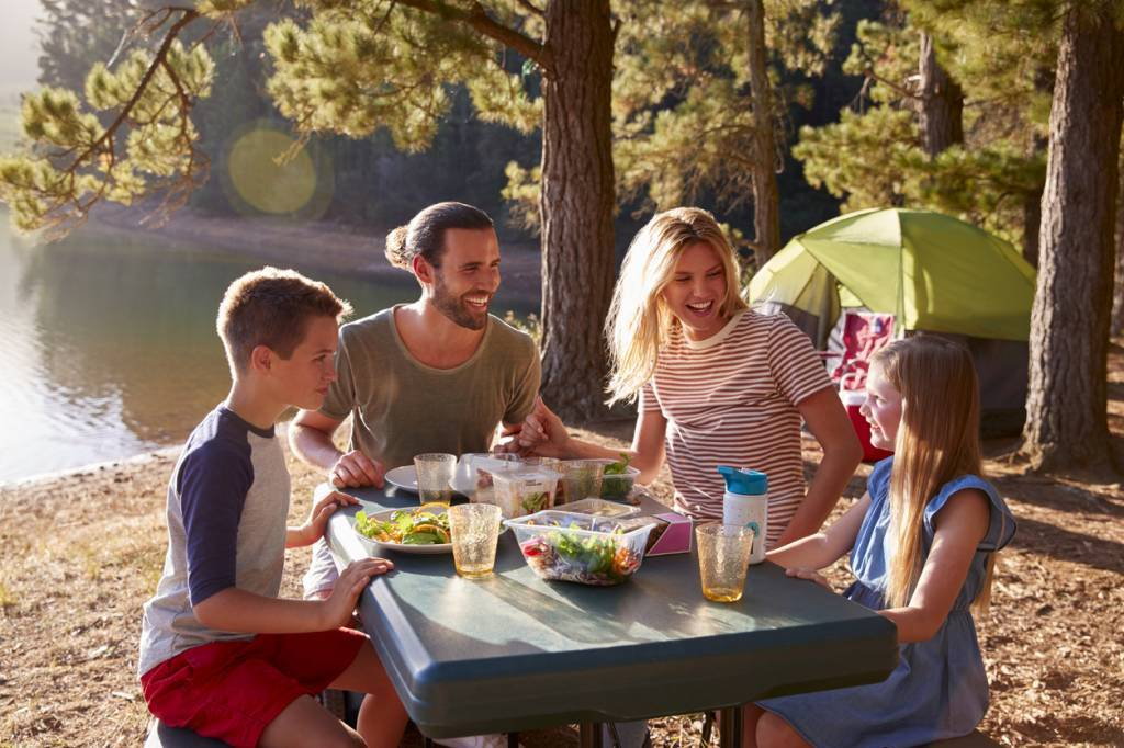 camping famille vacances