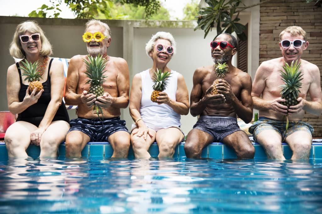 Fréquentation piscine temps de filtration