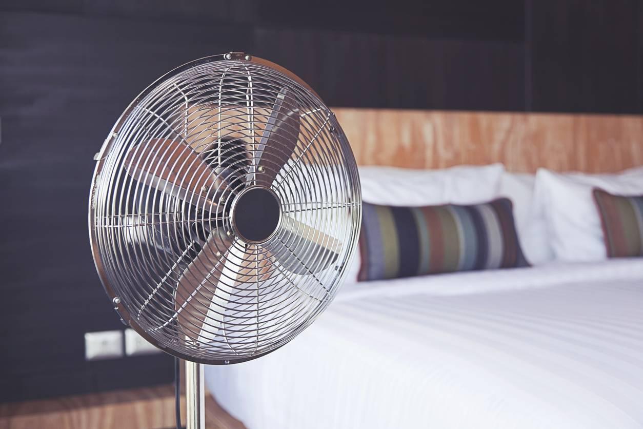 ventilateur anti-moustique