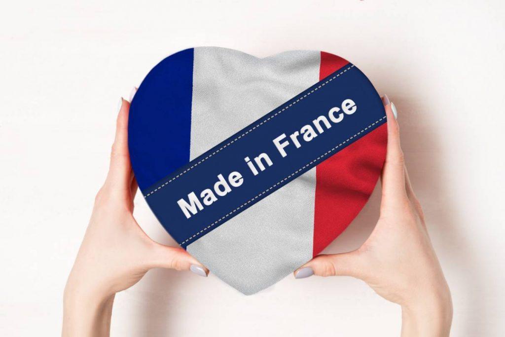 4 pièces de la maison à équiper entièrement avec du made in France