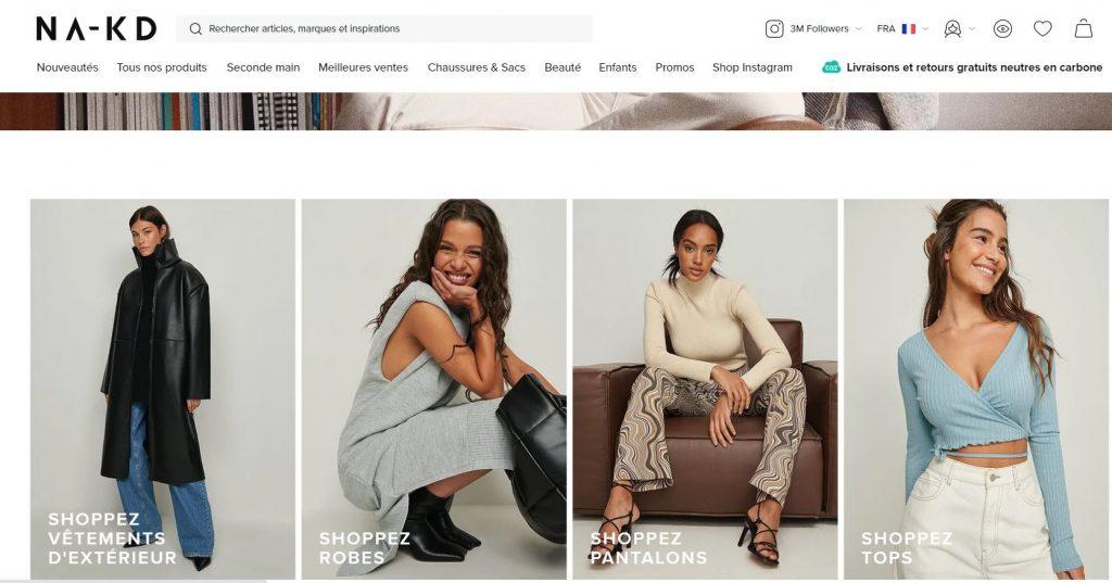 Mon avis sur la boutique de vêtements en ligne NA-KD
