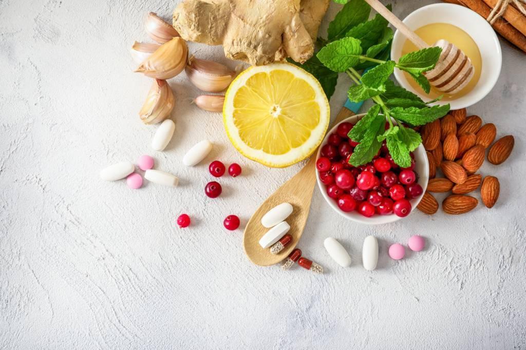 complémentaires alimentaires naturels