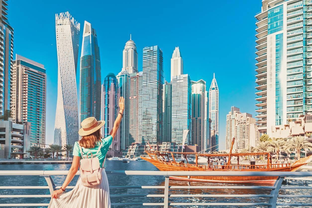 activité Dubaï burj khalifa