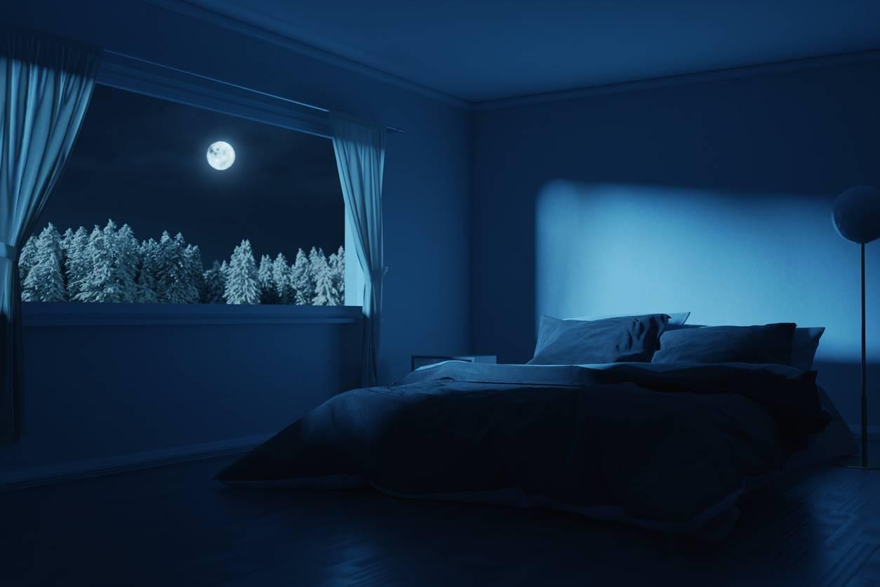 LED ciel étoilé maison